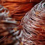 Провлока медная copper wire