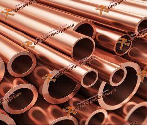 труба медная copper pipe