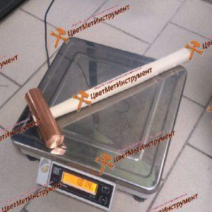 Mednyj molotok iskrobezopasnyj 1 kg http://cvetmetinstrument.ru