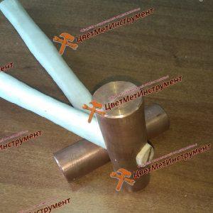 Mednyj molotok iskrobezopasnyj 2,0 kg http://cvetmetinstrument.ru
