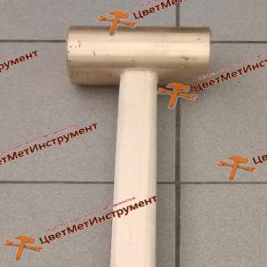 Latunnyj molotok iskrobezopasnyj 2,5 kg http://cvetmetinstrument.ru/